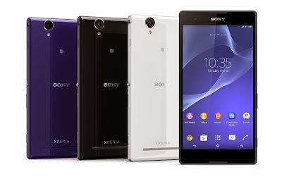 Foto Sony Xperia T2 Ultra