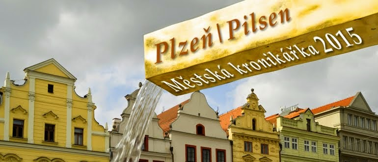 Městská kronikářka Plzeň/Pilsen 2015