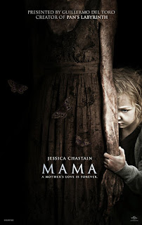 Mama (2013) Dual Audio Hindi 720p BluRay [860MB]