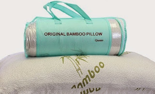 original bamboo pillow 2