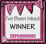 I won at Inky Impressions!
