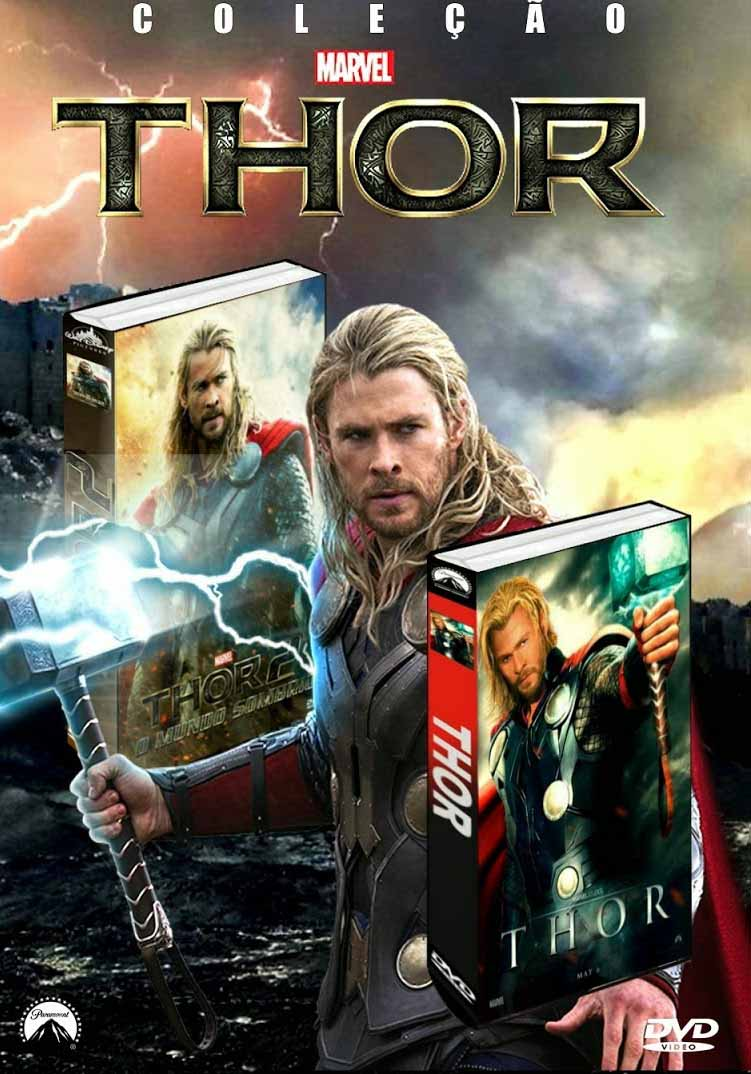 Duologia Thor Torrent - BluRay 720p/1080p Dual Áudio