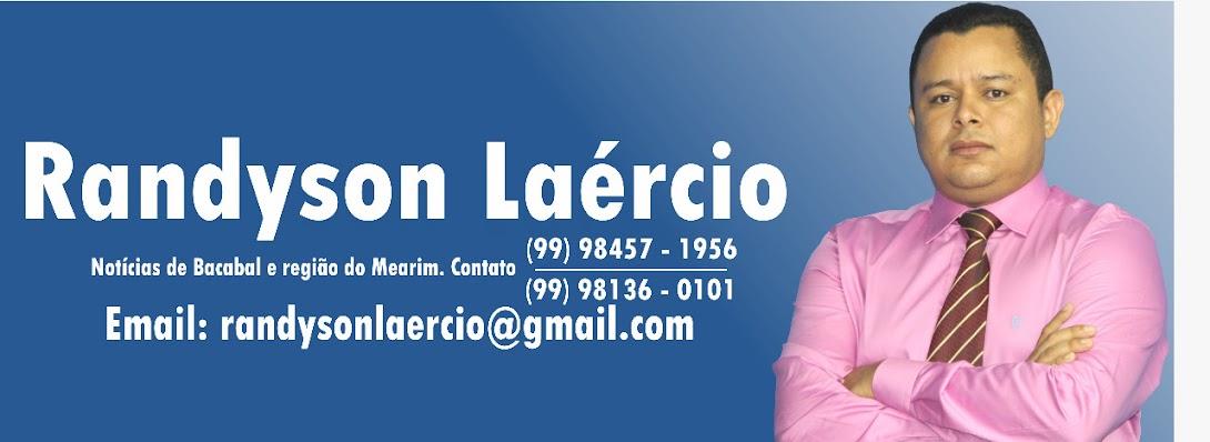 BLOG RANDYSON LAERCIO
