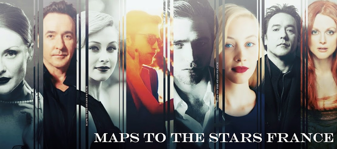 Maps To The Stars France