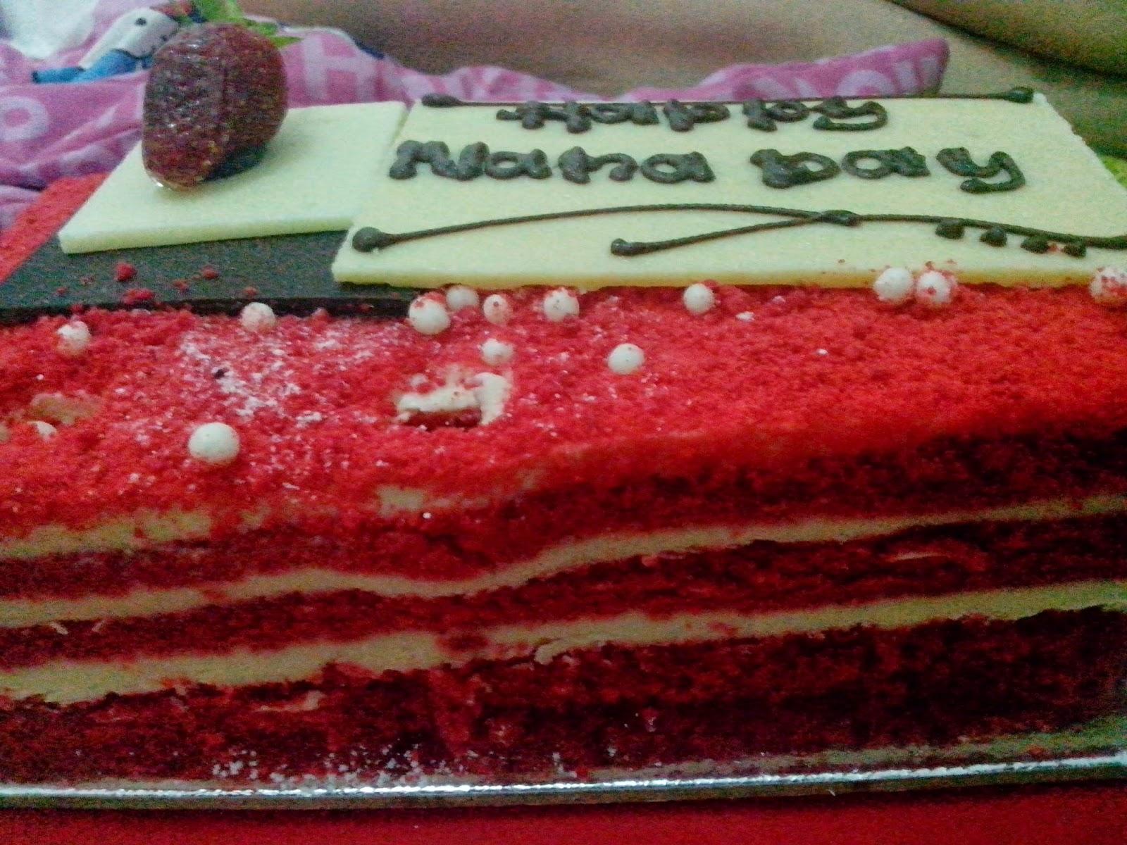 Red Velvet- Cheese Cake Factory