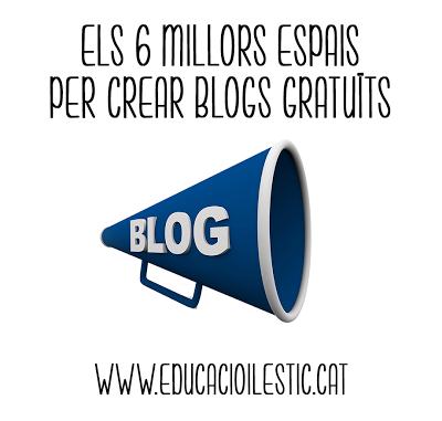 http://www.educacioilestic.cat/2013/10/els-6-millors-espais-per-crear-blogs.html