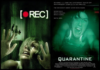 Remake REC Quarantine, poster, cartel, carátula, portada