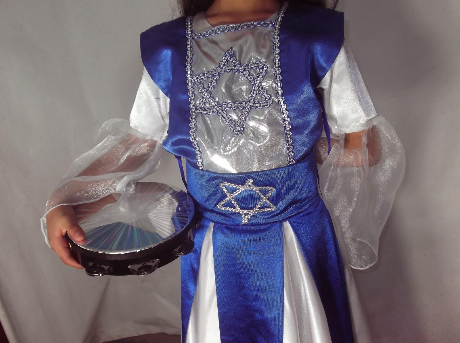 Confeccion De Vestiduras E Instrumentos De Danza Cristiana