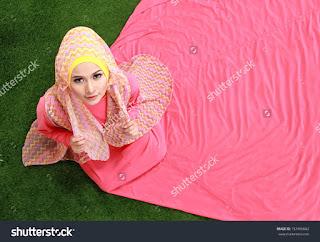 Bisnis hijab modern