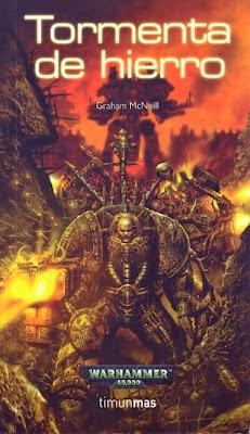 Novela de Warhammer 40000
