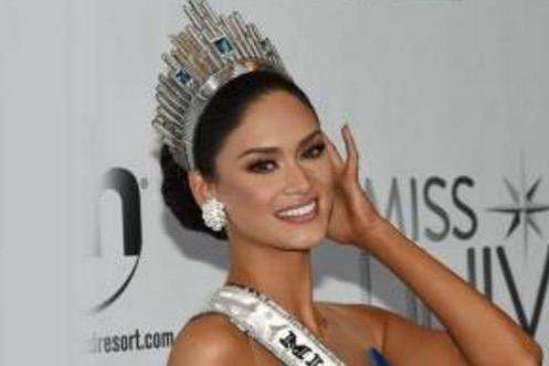 Akhirnya Miss Universe bersuara