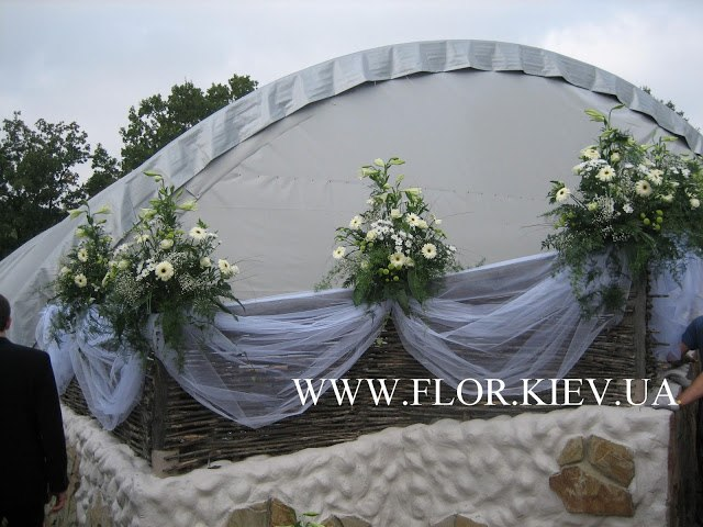 Свадьба за Киевом