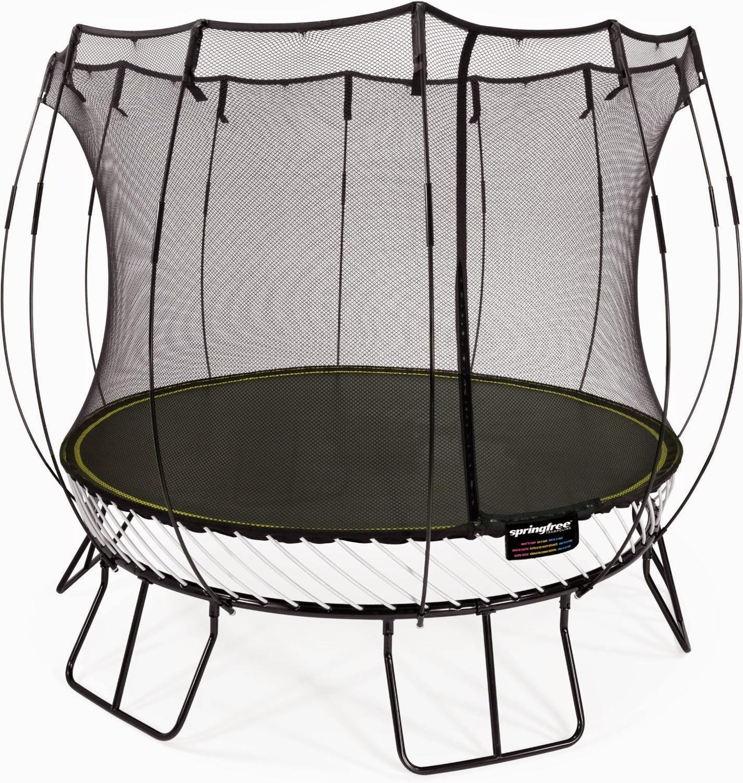 safe trampoline
