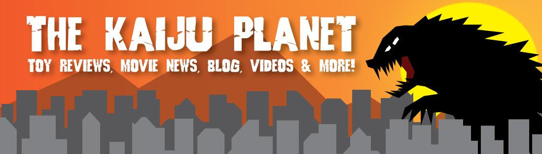 The Kaiju Planet