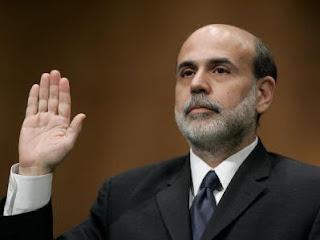 Ben Bernanke juif fed conference presse
