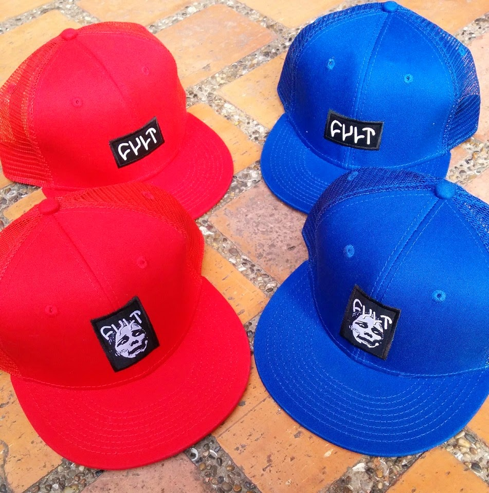 Gorras CULT snap $40.000