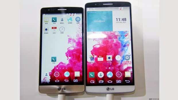 spesifikasi harga LG G3s