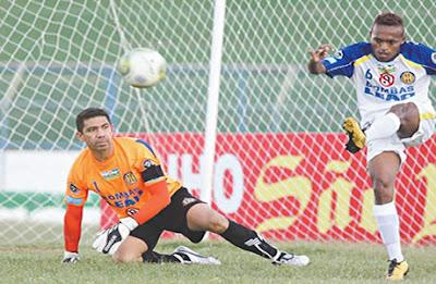 Horizonte empata a primeira disputa pelo título da copa unimed