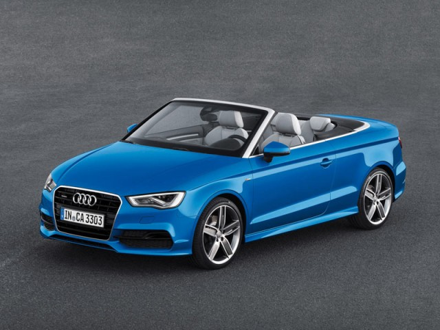 2015 Audi A3 Cabriolet Revealed