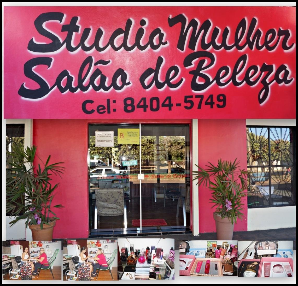 salão Studio mulher