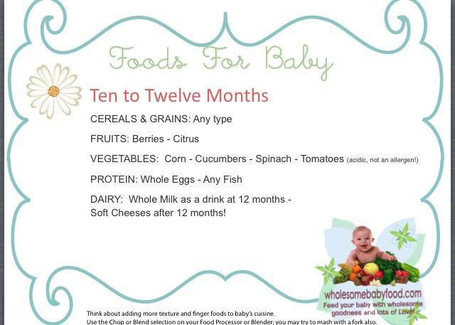 how to get baby into a regular feeding schedule