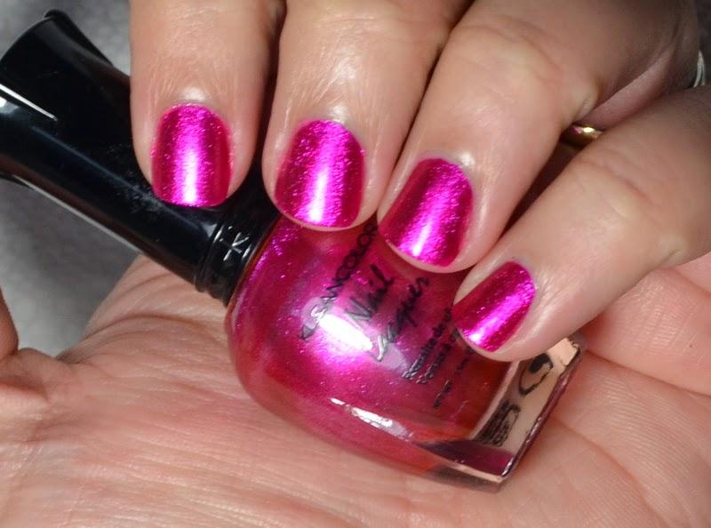 Kleancolor Metallic Pink