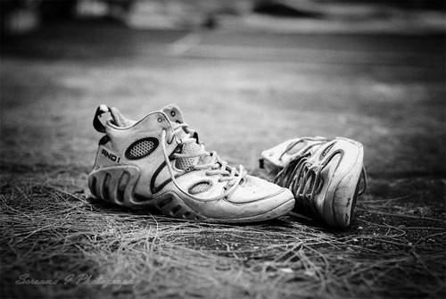 Sepatu Usang Kusayang