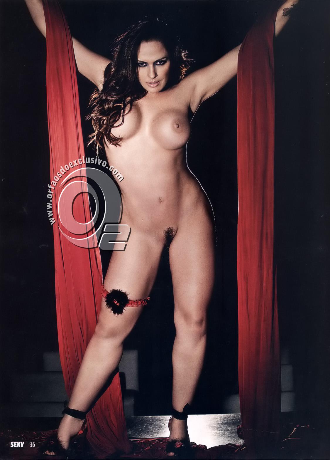 Fotos Da Claudia Raia Pelada Na Revista Playboy Helena