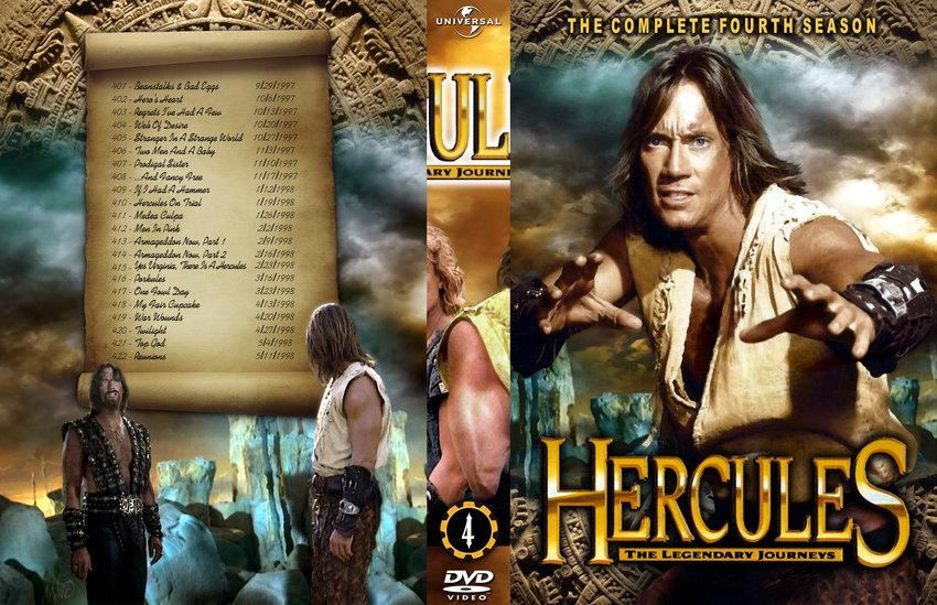 Filmovzia Hercules The Legendary Journeys 1995 1999