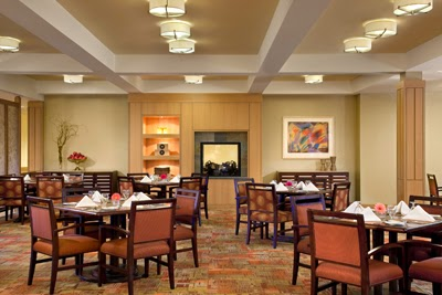Thoughts about life and running may 2014 for Senior living dining room