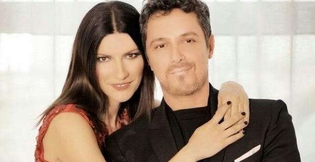 Alejandro Sanz y Laura Pausini coaches en La Voz 3