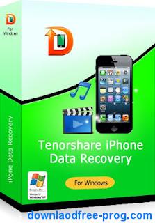 تحميل برنامج استعادة الملفات المحذوفة للايفون iPhone 4 Data Recovery