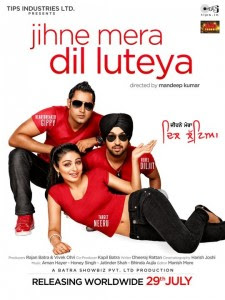 Jihne Mera Dil Luteya 2011 Punjabi Movie Watch Online
