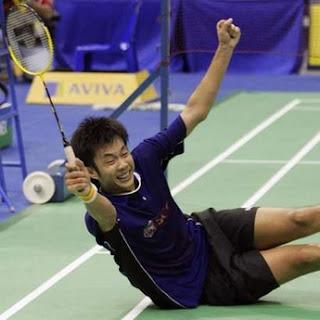 Keputusan Lee Chong Wei Vs Lin Dan Separuh Akhir Badminton Sukan Asia 2014