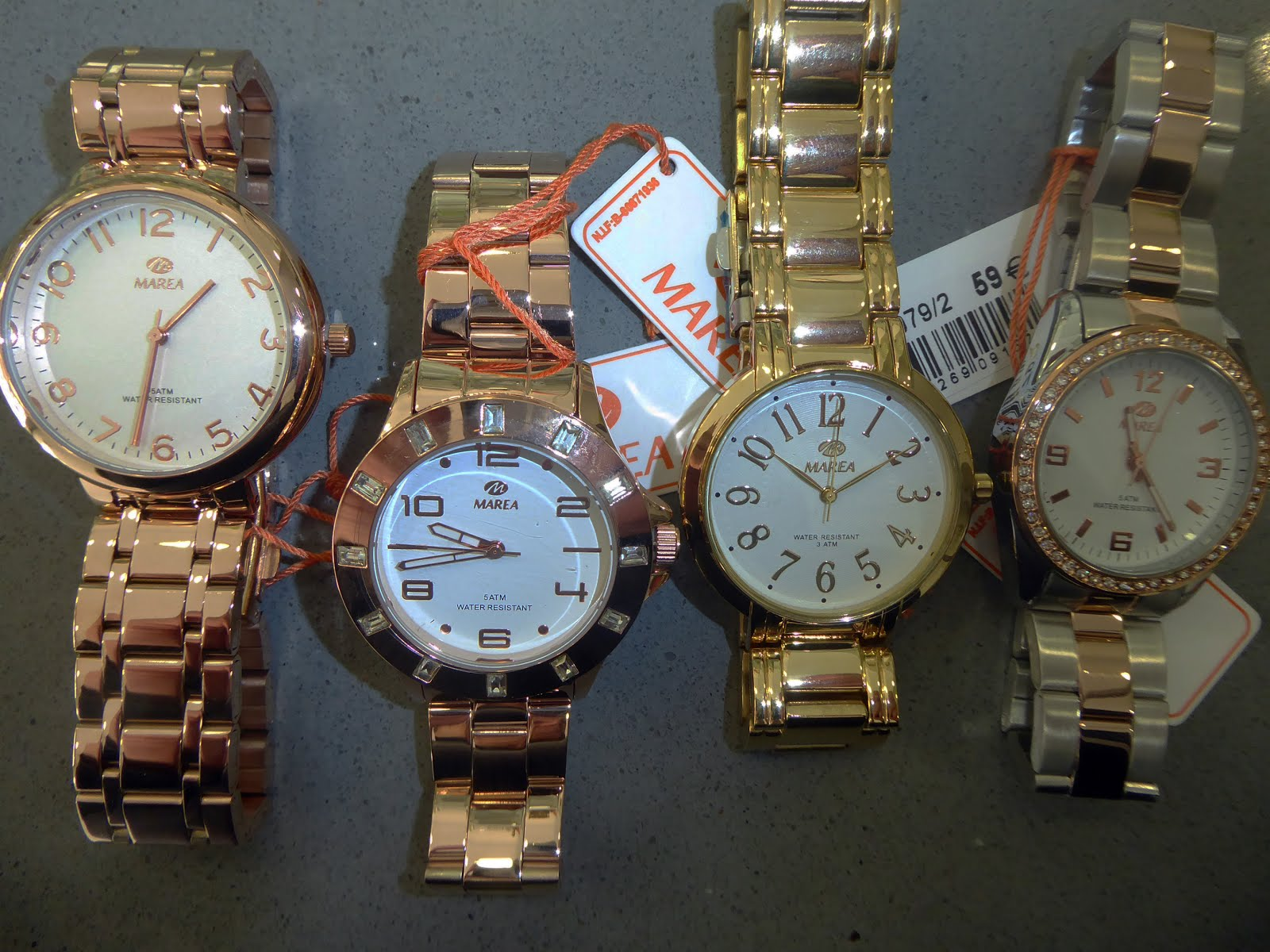 Relojes Marea señora