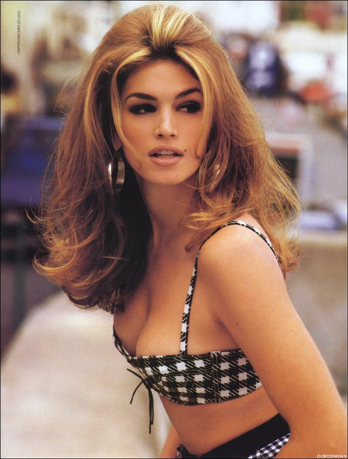 CC Loves...: Cindy Crawford