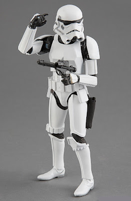 "Hasbro Star Wars The Black Series 6"" Stormtrooper Figure"