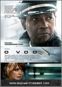 Capa Baixar Filme O Voo Dublado (Flight)   Torrent Baixaki Download