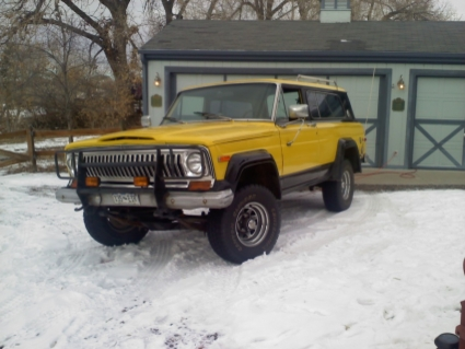 1977 Jeep Cherokee Chief Parts http://blog.motorcarmarket.com/2011_12_01_archive.html