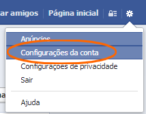 meu facebook esta com virus
