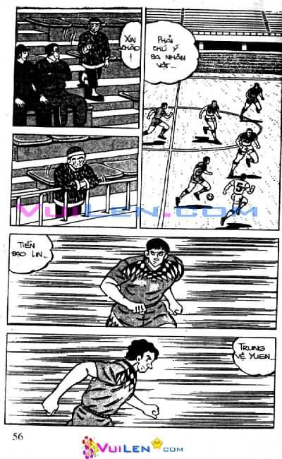 Jindodinho - Đường Dẫn Đến Khung Thành III Tập 55 page 56 Congtruyen24h