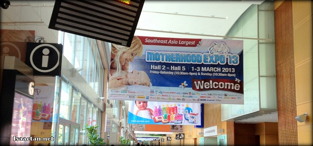 Motherhood Expo Fair 2013 KLCC Convention Centre