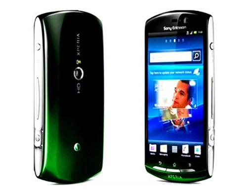 We At Your Service: SONY ERICSSON XPERIA NEO-V
