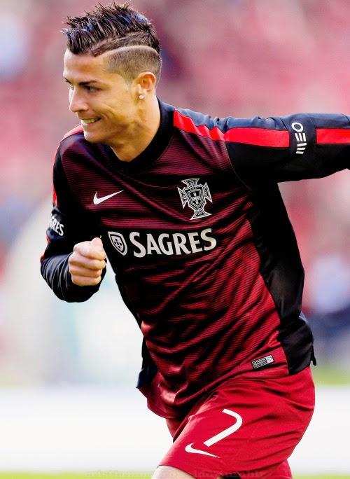 Ronaldo Timnas Portugal 2015