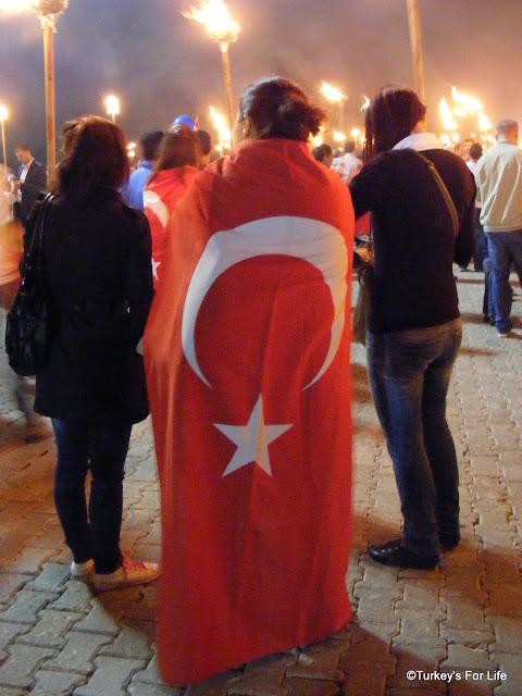 Cumhuriyet Bayramı In Fethiye