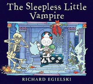 Richard Egielski - The Sleepless Little Vampire Reviews