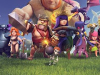 Clash of Clans Mod/Hack APK Thunderbolt Server