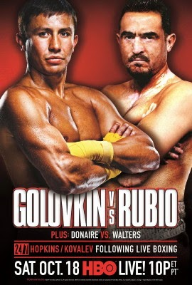 Golovkin v.s Rubio (REPLAY) — Embedded Video Only — — Golovkin vs Rubio Round 2 highlights