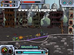 Jugar Paraiso para Zombis - www.crazyjuegos.net