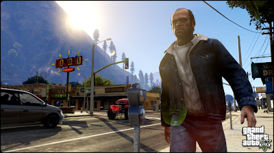 Rilis Game GTA V (Grand Theft Auto V)